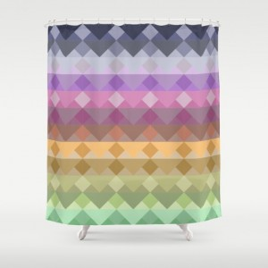 retro-geometry-pattern-shower-curtains